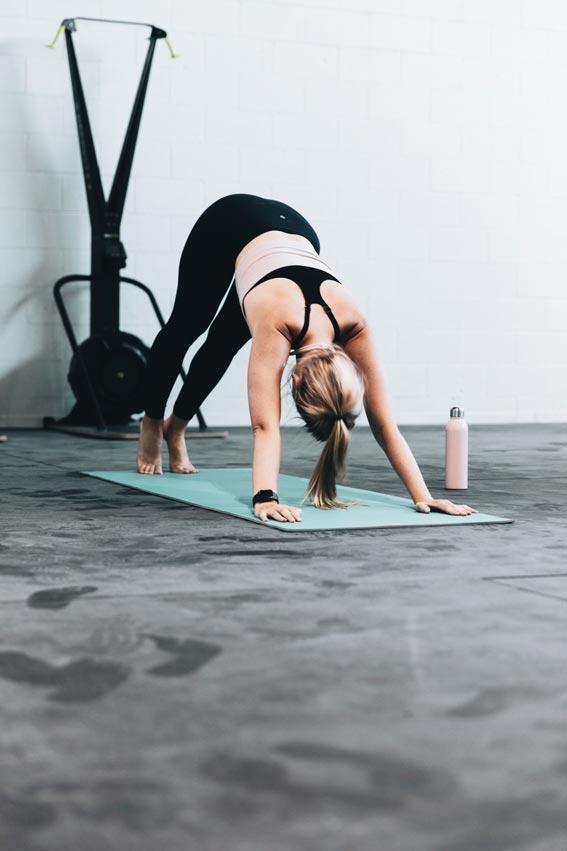 claim yoga expenses
